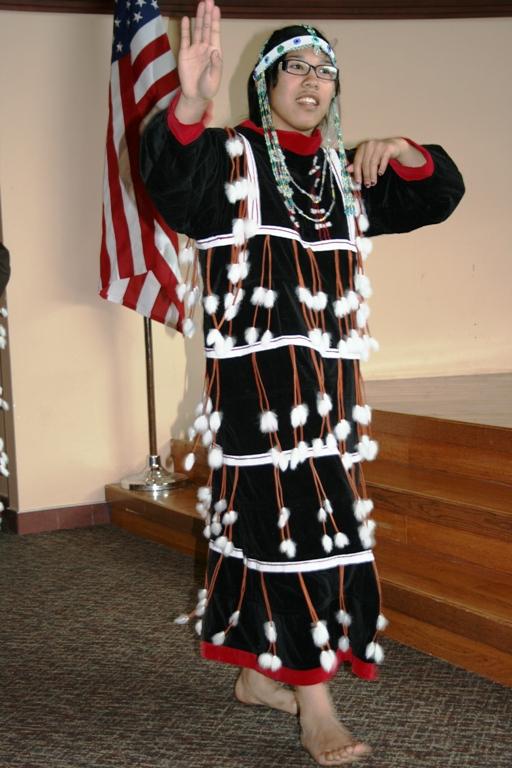 Куклы в Костюмах Народов Мира №26 США - Аляска