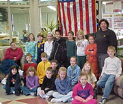 Kim and her Class