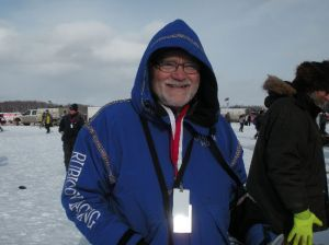 Race Volunteer Grandpa Phil