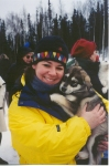 2002 Teacher on the Trail, Kim Harrick