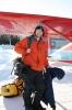 Iditarod Insider crew loading camera