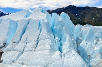 Up close with the glacier
