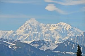 View of Denali.