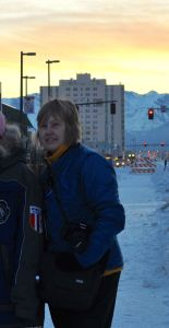 Martha Dobson, 2011 Iditarod Teacher on the Trail™