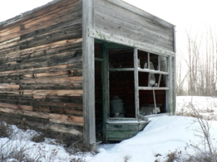 Old Iditarod Store