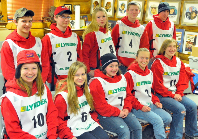 2015 Junior Iditarod Mushers