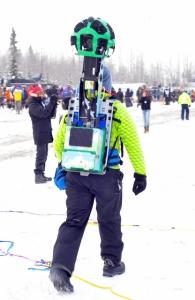 Google Earth cameras