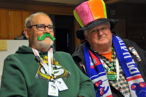 Grandpa Phil and Rudy