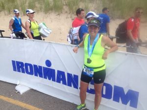 My first half Ironman