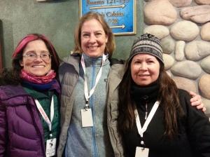 Mary Lynn, Lisa, and Laura