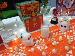Sugar skulls for the children