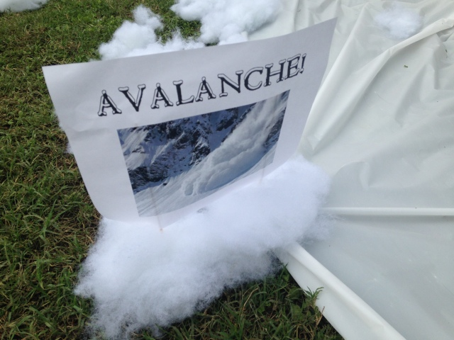 Beware of the Avalanche!