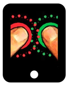 Tap Roulette app